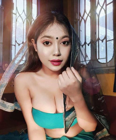Sexy Girl Punam